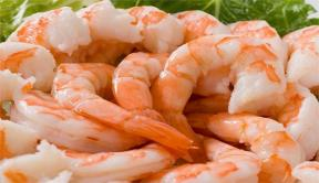 Shrimp prices in US market for 2015